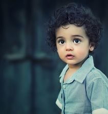 Corte de cabelo infantil masculino
