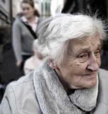 Cuidador de pacientes com demência e alzheimer