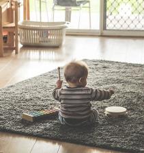 Organização e decoração de quarto infantil