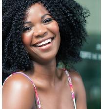 Aprenda maquiagem para a pele negra