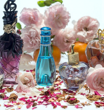 Hinode: perfumes femininos