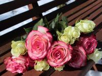 Confeccionar buquê de flores