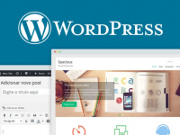 Wordpress 2018 - Criando site completo