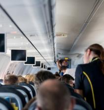 Curso de Inglês para comissário de voo com certificado
