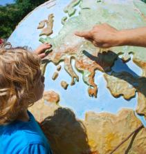 Geografia para crianças