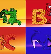 Alfabetização divertida para crianças