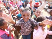 Atividades lúdicas africanas