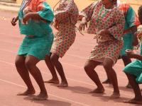 Música,dança e jogos da África