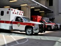 Atendimento pré-hospitalar,transporte e classificação de riscos