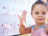 Intérprete educacional e língua portuguesa