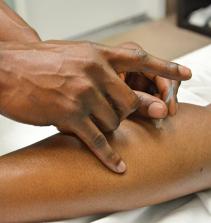 Critérios de diagnóstico e inserção de agulhas