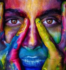 Os seres humanos e artes