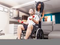 Tratamento físico para grupos especiais