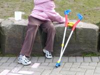 Deficiência física e mobilidade reduzida