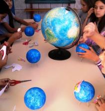 Construção do pensamento geográfico