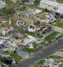 Assistência a vítimas de desastres naturais