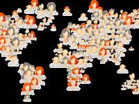 Geografia da População Mundial e Politica Mundial dos Espaços