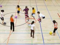 Modalidade Esportivas e o Jogo na Escola