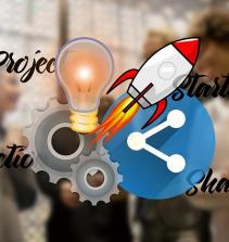 Projeto de criação e desenvolvimento de empresas