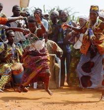 Músicas, Danças, Jogos da África Ocidental
