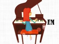 PIANO EM CASA - Piano Popular