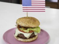 Curso de Culinária Americana: Hambúrguer BLT