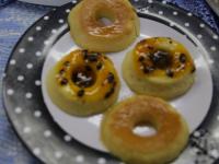 Curso de Doces de Padaria: Bolo de Fubá e Torta de Morango