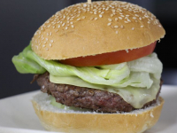 Curso de Hambúrguer Vegetariano e Batata Frita