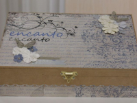 Curso de Scrapbook - Mini Álbuns